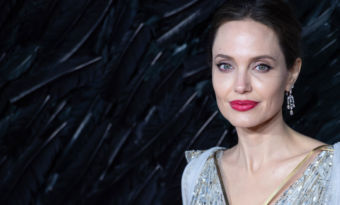 Angelina Jolie, divorce