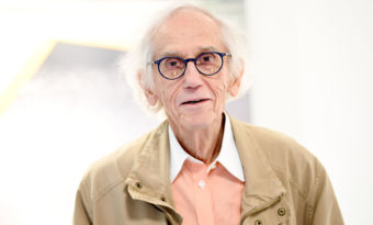 christo décès interview