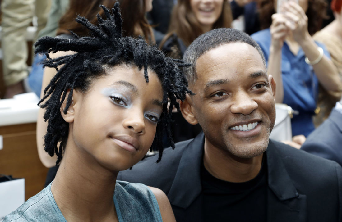 Willow Will Smith