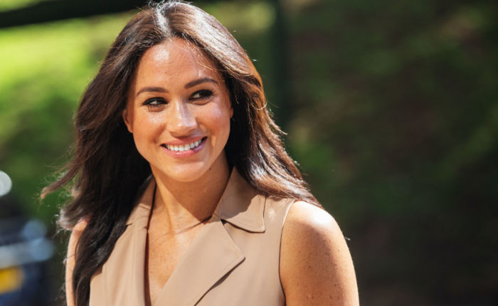 Meghan Markle robe été magic linen