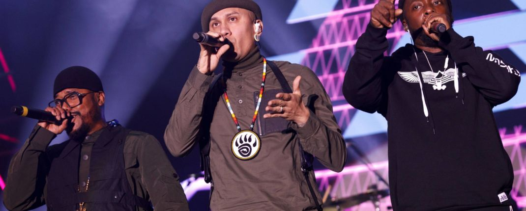 Black Eyed Peas s'exprime sur le mouvement Black Lives Matter