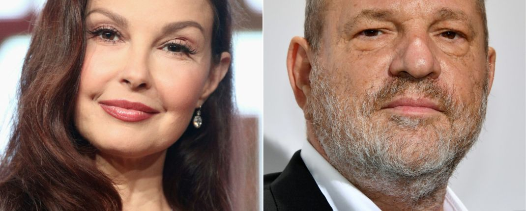 Ashley Judd Harvey Weinstein