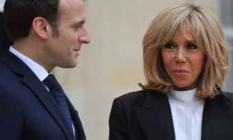 brigitte macron interview confidences