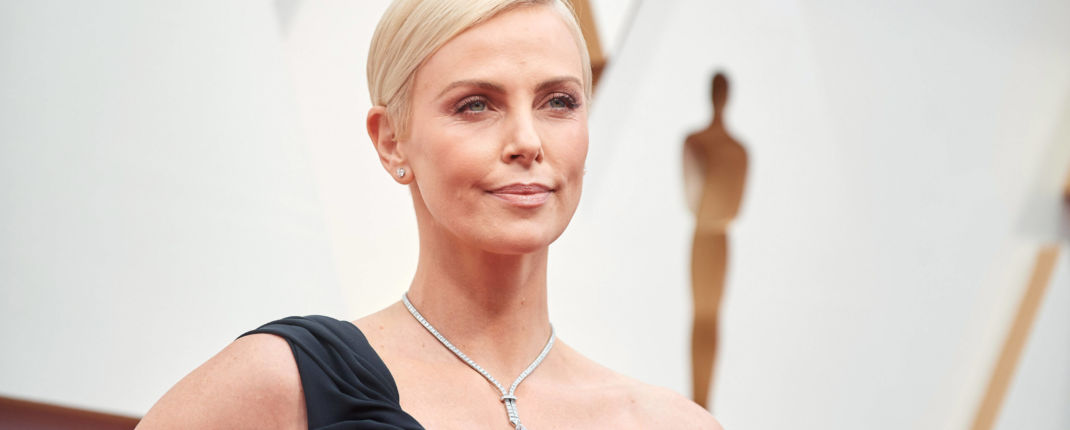 charlize theron vie amoureuse