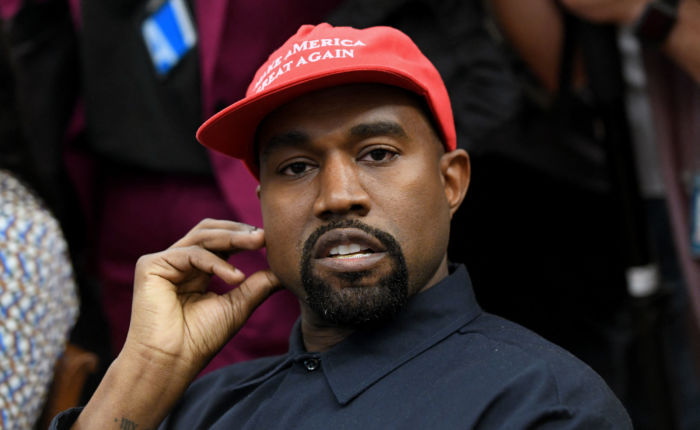 kanye west interview forbes election presidentielle