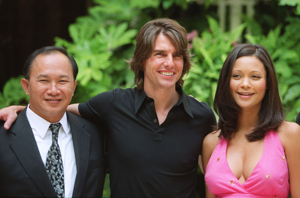 Tom Cruise Thandie Newton