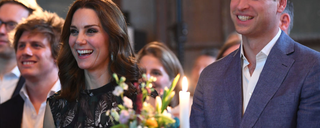 Kate Middleton Prince William jeux Pays de Galles