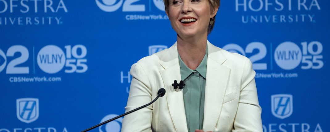 Cynthia Nixon, Sex and the City