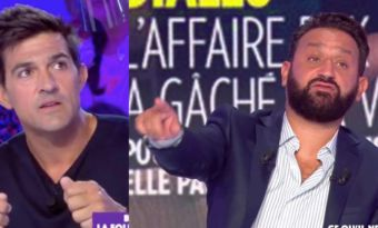 Cyril Hanouna, Jean-Pascal Lacoste