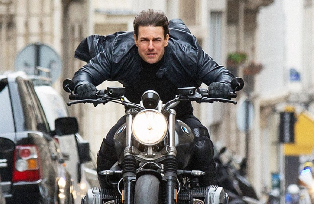 tom cruise cascade mission impossible