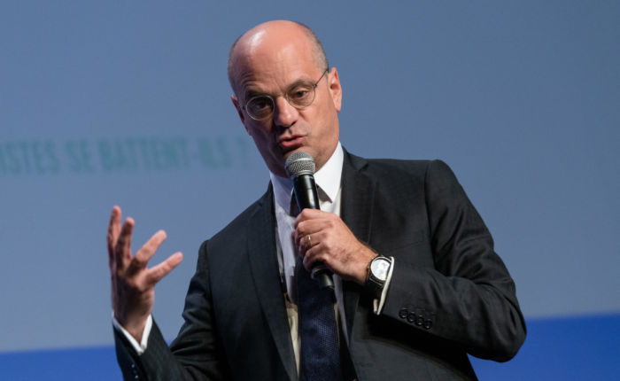 serge blanquer vetements
