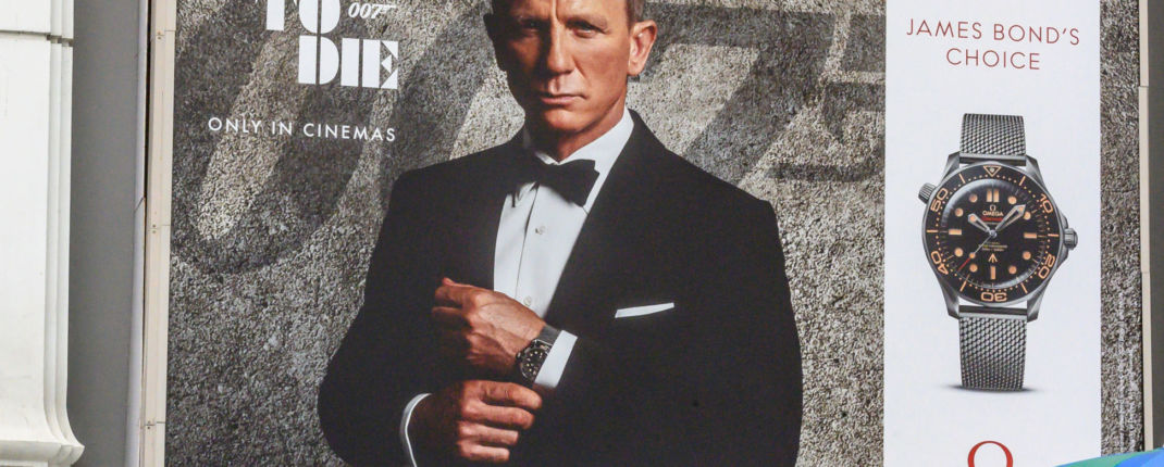 James Bond, No Time To Die, coronavirus