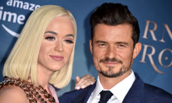 katy perry orlando bloom maison