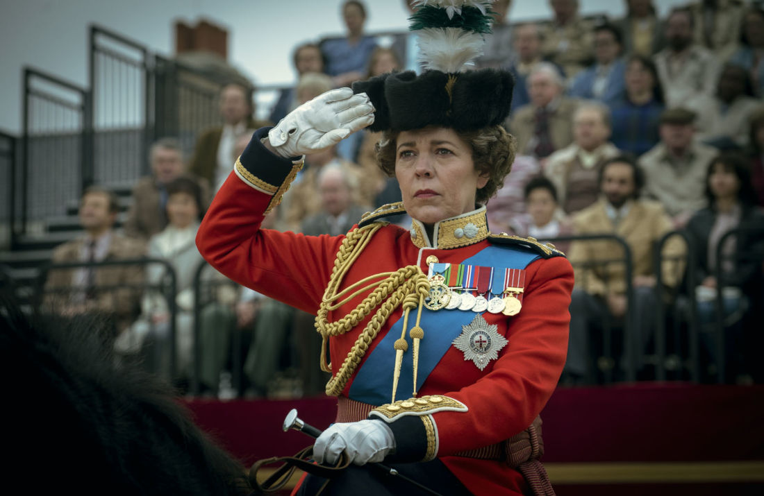 The Crown saison 4