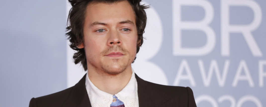 harry styles vogue robe polémique