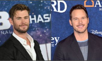 chris hemsworth chris pratt