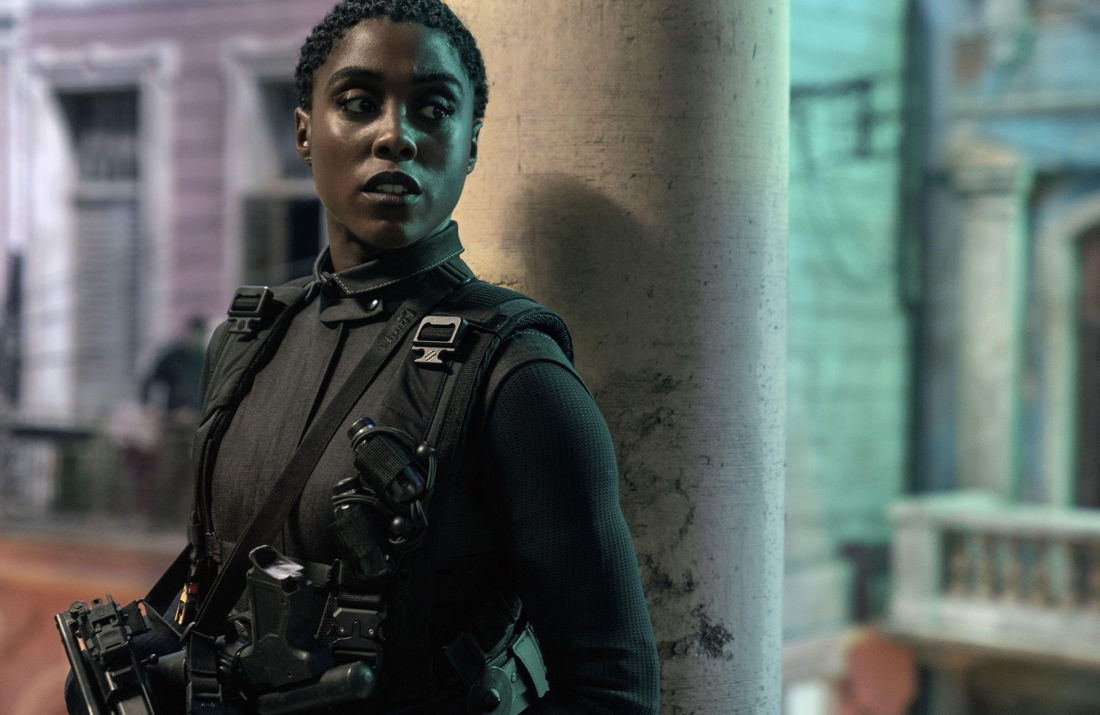 lashana lynch james bond 007 sexisme racisme