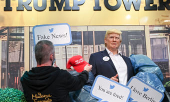 Donald Trump, Madame Tussauds
