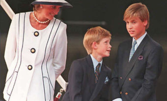 diana harry william vidéo instagram