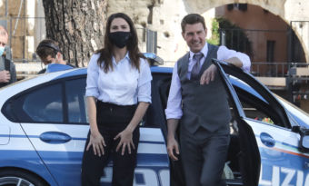 tom cruise Hayley Atwell mission impossible people