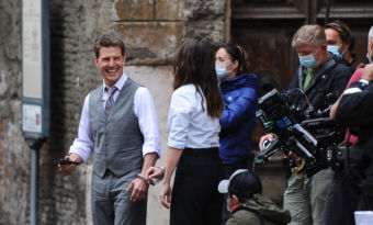 Tom Cruise, covid, mission impossible