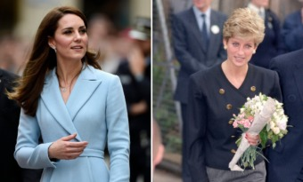 kate middleton lady diana
