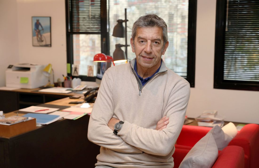 Michel Cymes vaccin covid people