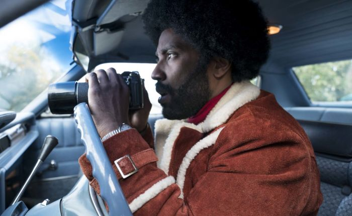 BlacKkKlansman - J'ai infiltré le Ku Klux Klan John David Washington