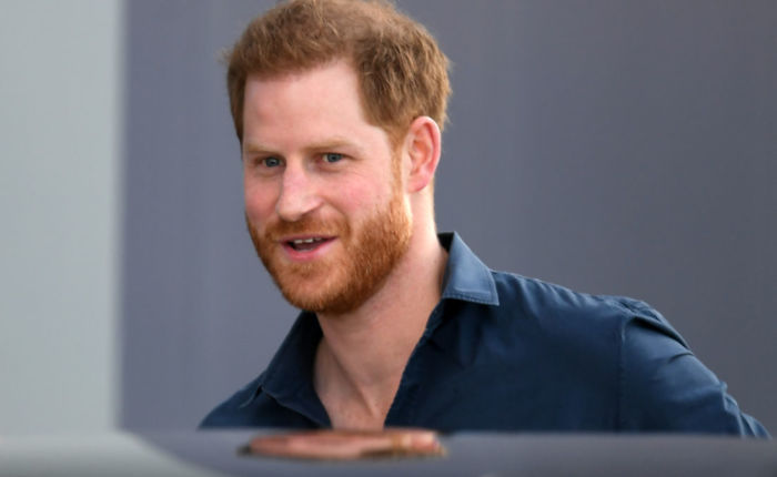 prince harry the crown Damian Lewis