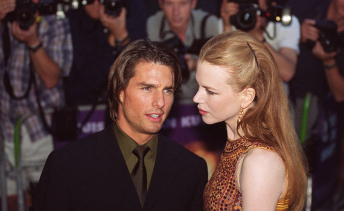tom cruise nicole kidman fille bella people
