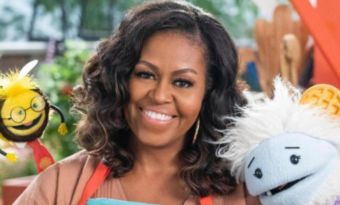Michelle Obama, netflix, show enfant