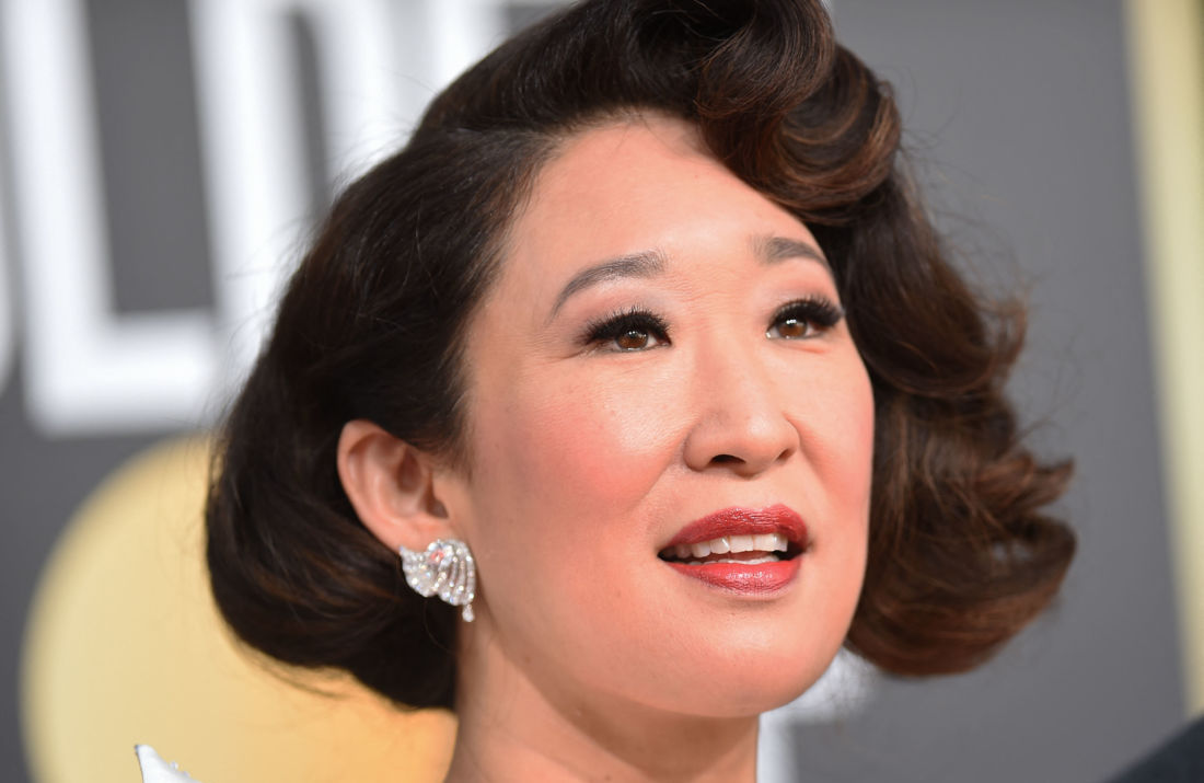 sandra oh stop asian hate people