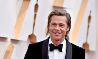brad pitt routine fitness sport people