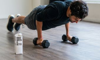 abdos exercices planche fitness gainage