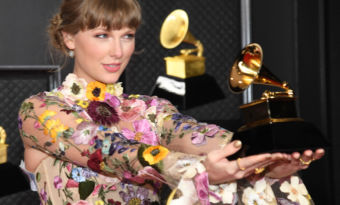 Taylor Swift record
