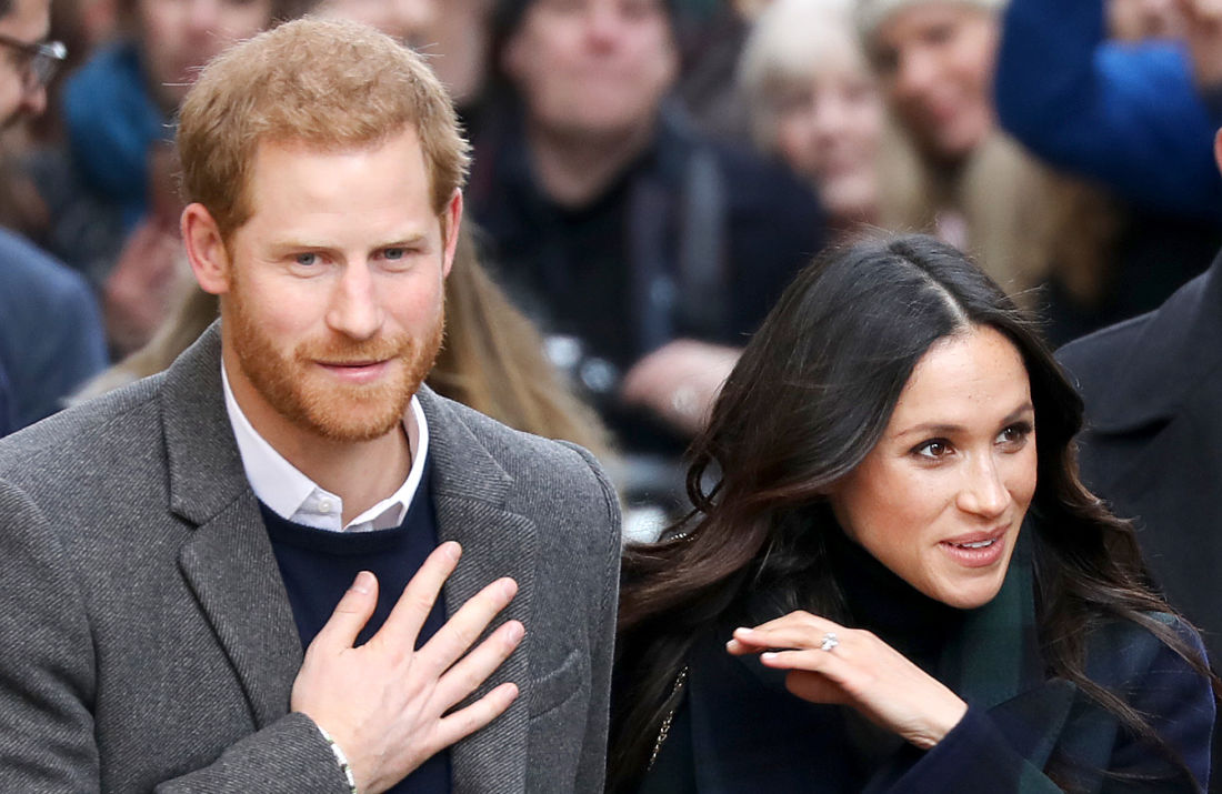 meghan et harry racisme princesse anne