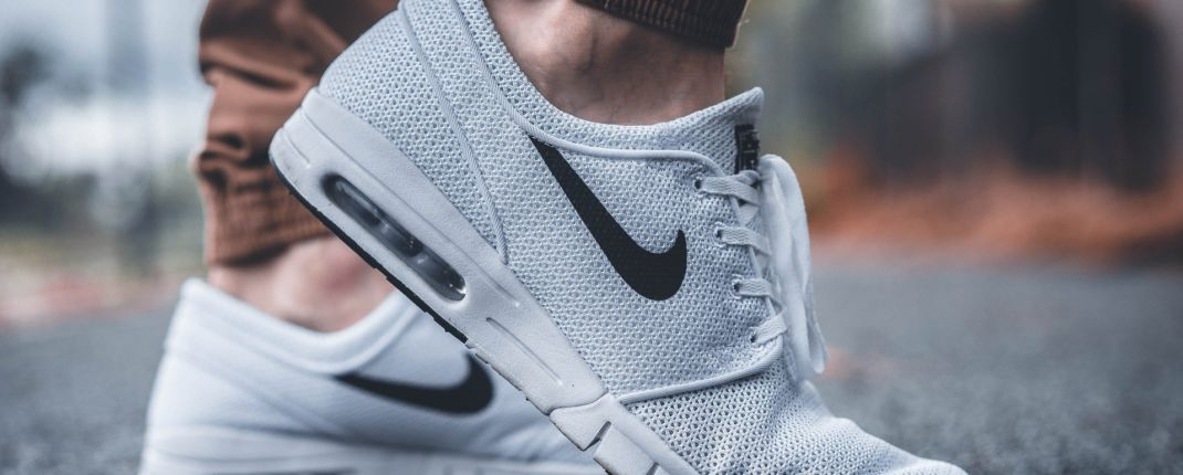 chaussure nike, recyclage