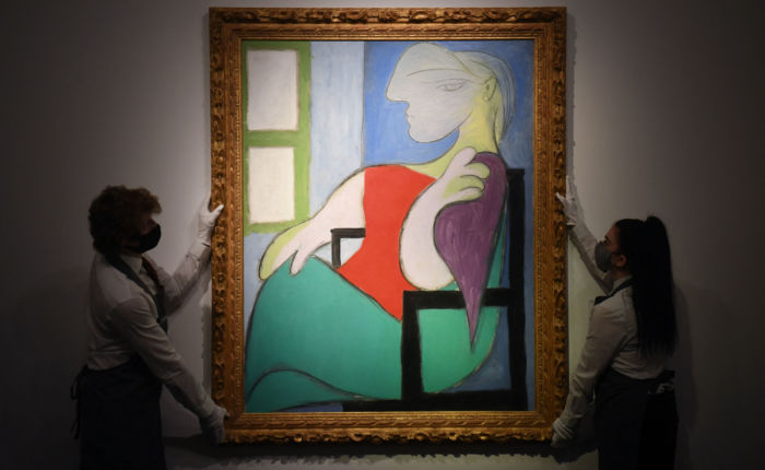 picasso tableau encheres