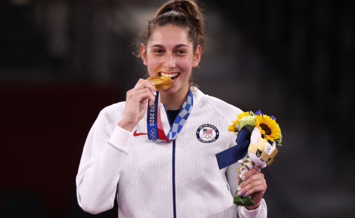 croquer medailles jeux olympiques