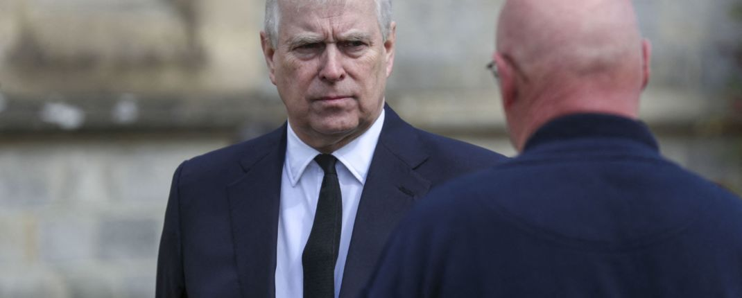prince andrew the crown