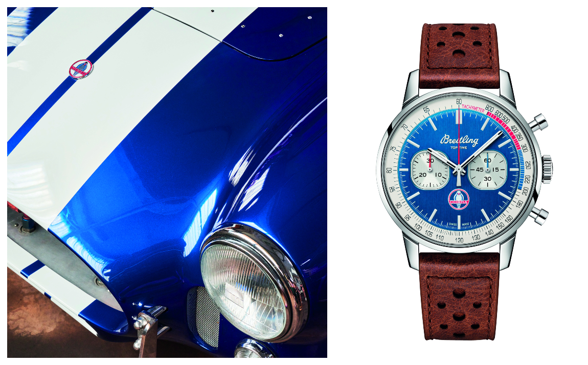 Breitling: again on the highway